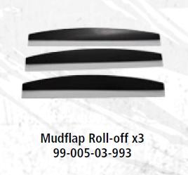 Vodítka na roll-off SCORPION OFF ROAD E18 3ks 99-005-03-993 UNI