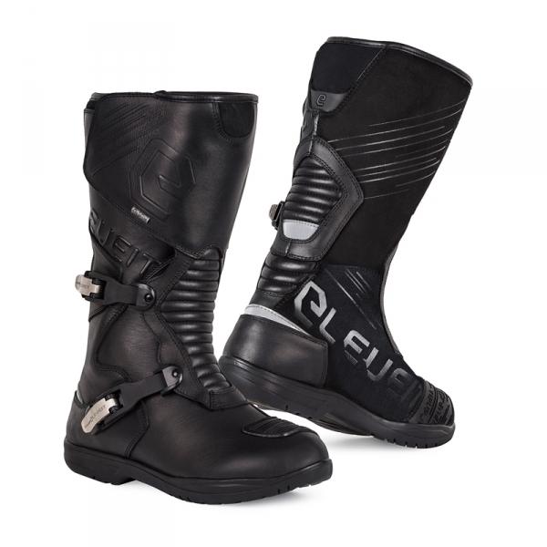 Moto boty ELEVEIT T SPIRIT 1 WP černé 38