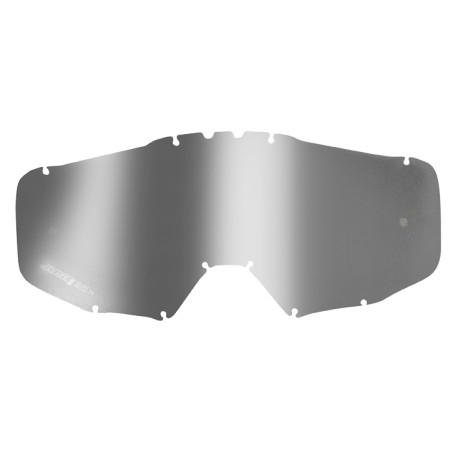 Sklo do brýlí JUST1 IRIS a VITRO kouřové UNI