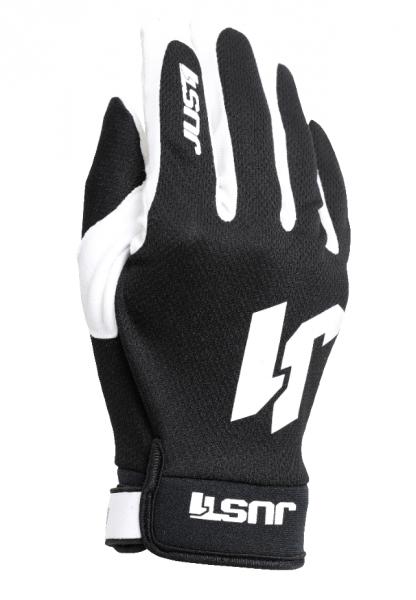 Dětské moto rukavice JUST1 J-FLEX  černé S