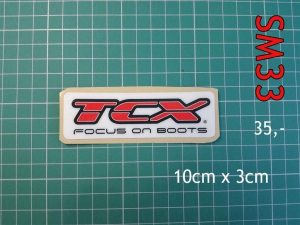 Samolepka TCX SM33 UNI