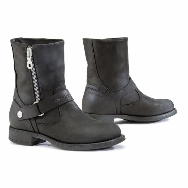 Dámské moto boty FORMA EVA WP černé 36