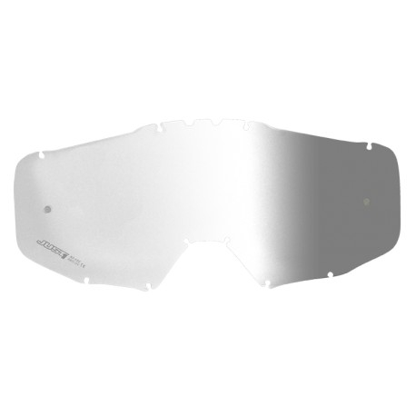 Sklo do brýlí JUST1 čiré UNI