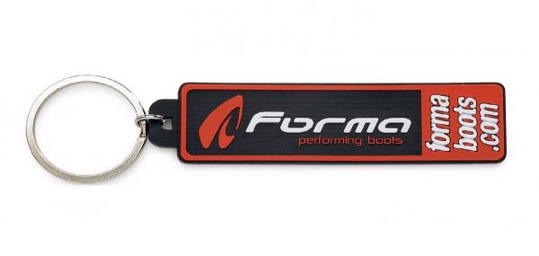 Klíčenka FORMA FORX090-99 černá UNI