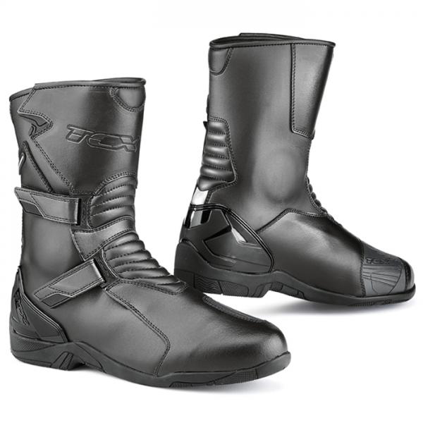 Moto boty TCX SPOKE WP černé 37